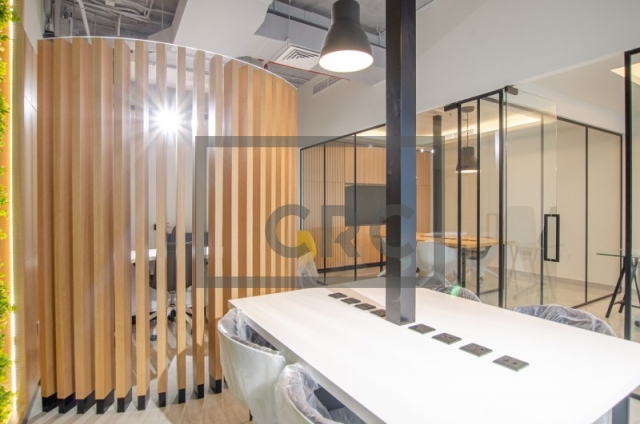 furnished office for sale in business bay, park lane tower | 4