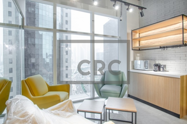 furnished office for sale in business bay, park lane tower | 9