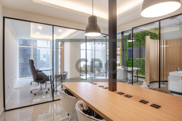 furnished office for sale in business bay, park lane tower | 10