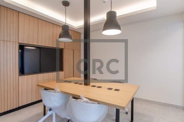 furnished office for sale in business bay, park lane tower | 11