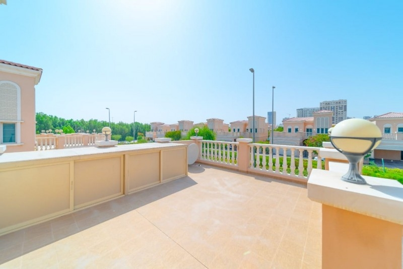 5 Bedroom Villa For Rent in  District 16,  Jumeirah Village Circle   4
