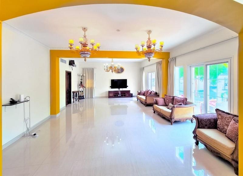 5 Bedroom Villa For Rent in  District 16,  Jumeirah Village Circle   1