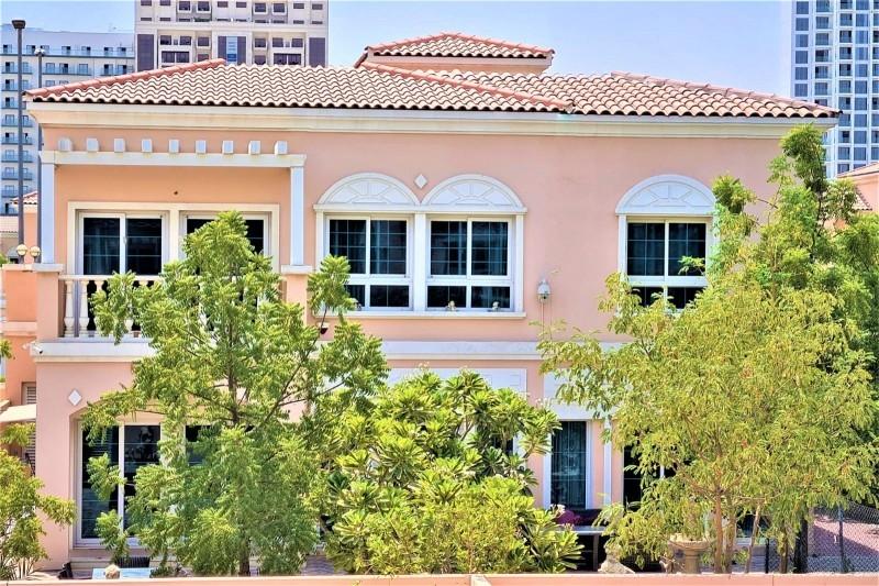 5 Bedroom Villa For Rent in  District 16,  Jumeirah Village Circle   0
