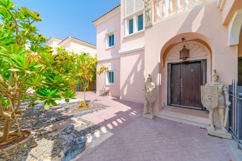 5 Bedroom Villa For Rent in  District 16,  Jumeirah Village Circle   19