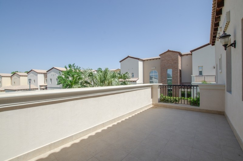 5 Bedroom Villa For Rent in  Olive Point,  Jumeirah Golf Estates | 14