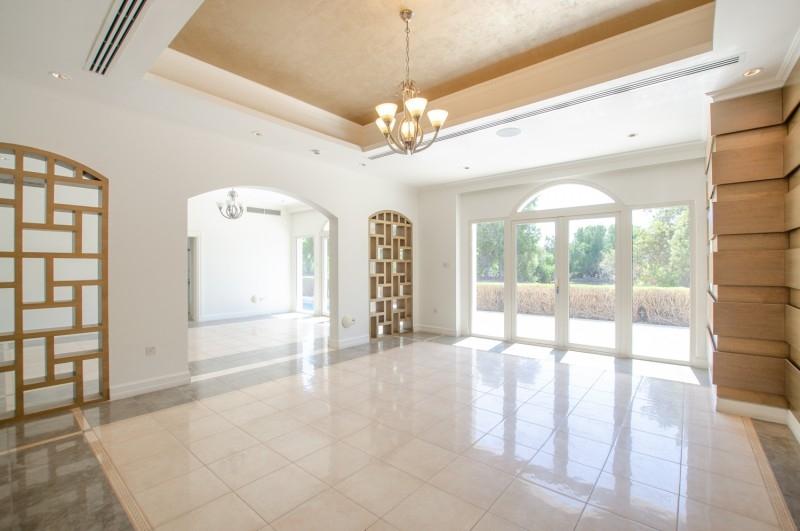 5 Bedroom Villa For Rent in  Olive Point,  Jumeirah Golf Estates | 4
