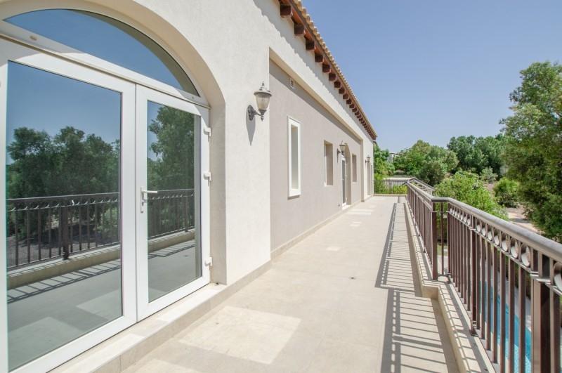 5 Bedroom Villa For Rent in  Olive Point,  Jumeirah Golf Estates | 17