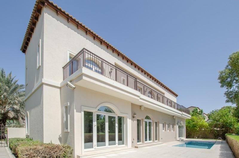 5 Bedroom Villa For Rent in  Olive Point,  Jumeirah Golf Estates | 18