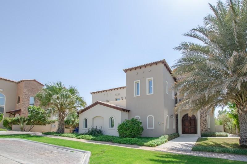 5 Bedroom Villa For Rent in  Olive Point,  Jumeirah Golf Estates | 0
