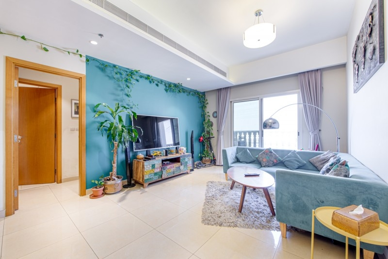 1 Bedroom Apartment For Rent in  The Centurion Residences,  Dubai Investment Park | 1