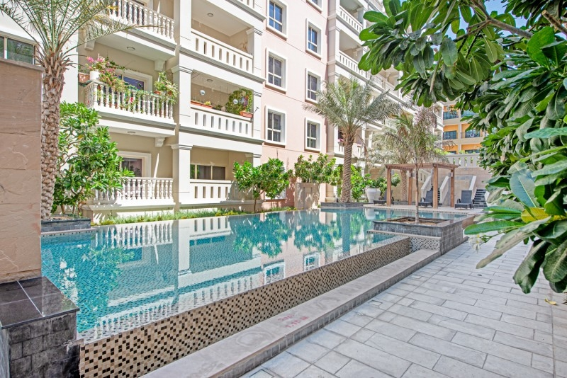 1 Bedroom Apartment For Rent in  The Centurion Residences,  Dubai Investment Park | 10