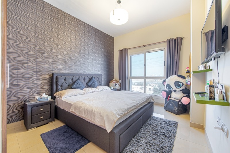 1 Bedroom Apartment For Rent in  The Centurion Residences,  Dubai Investment Park | 5