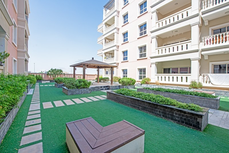 1 Bedroom Apartment For Rent in  The Centurion Residences,  Dubai Investment Park | 11