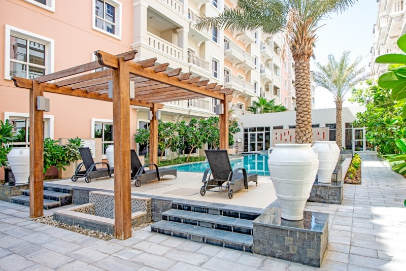 1 Bedroom Apartment For Rent in  The Centurion Residences,  Dubai Investment Park | 12