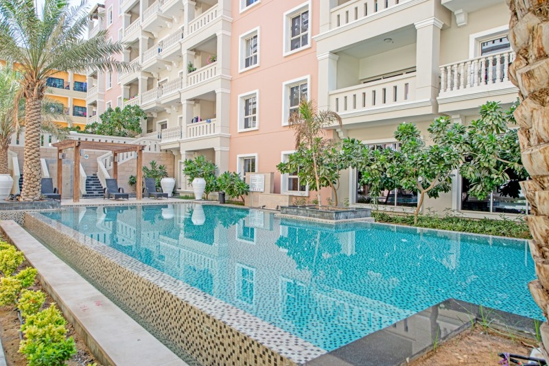 1 Bedroom Apartment For Rent in  The Centurion Residences,  Dubai Investment Park | 9
