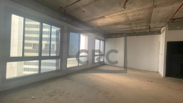 903 sq.ft. Office in Business Bay, Silver Tower for AED 58,695