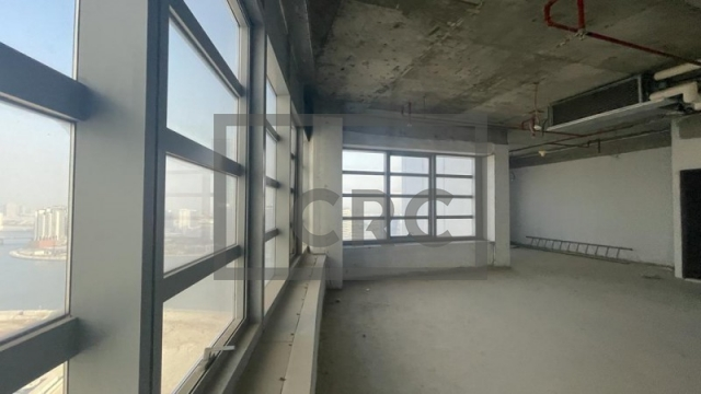 961 sq.ft. Office in Business Bay, Silver Tower for AED 62,465