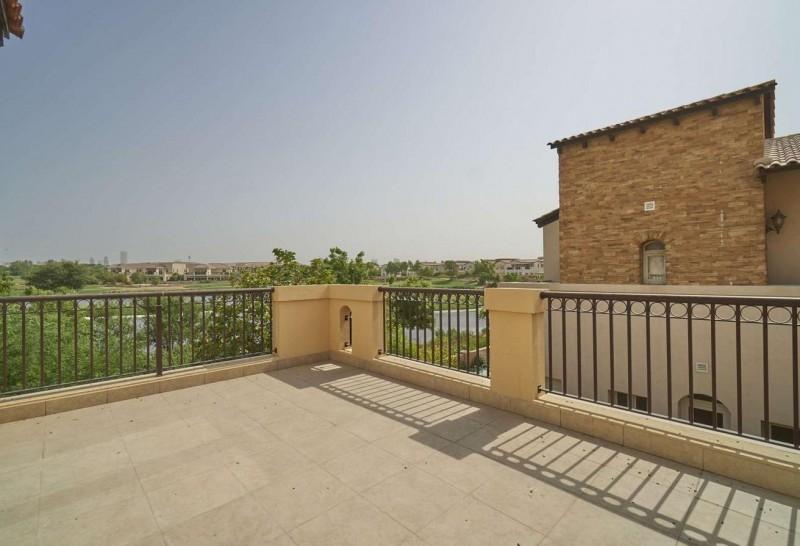 5 Bedroom Villa For Rent in  Sienna Lakes,  Jumeirah Golf Estates   2