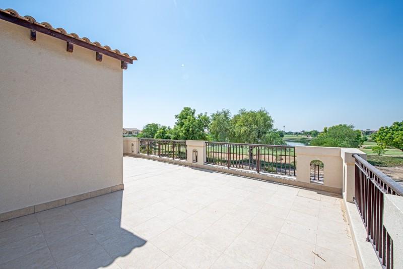 5 Bedroom Villa For Rent in  Sienna Lakes,  Jumeirah Golf Estates   4