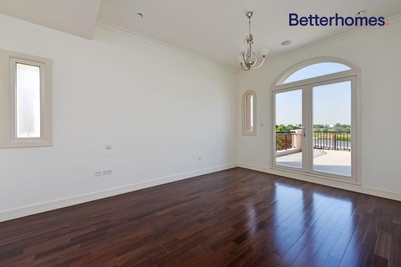 5 Bedroom Villa For Rent in  Sienna Lakes,  Jumeirah Golf Estates   13