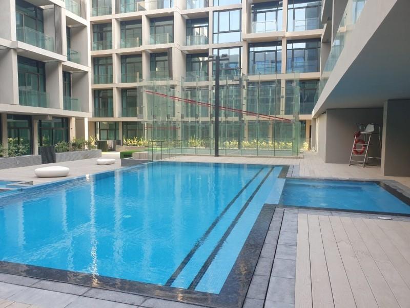 Studio Apartment For Rent in  Signature Livings,  Jumeirah Village Circle | 1