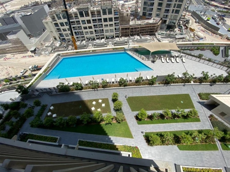 2 Bedroom Apartment For Rent in  Creekside18,  Dubai Creek Harbour (The Lagoons) | 6