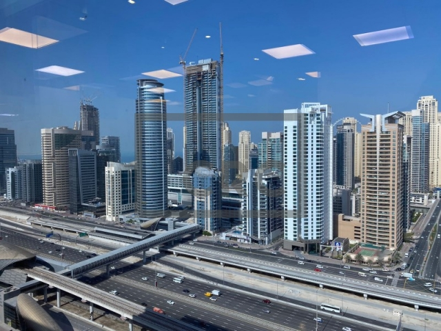 office for rent in jumeirah lake towers, saba 1 | 12