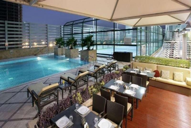 1 Bedroom Hotel Apartment For Rent in  Al Sufouh 1,  Sufouh | 2