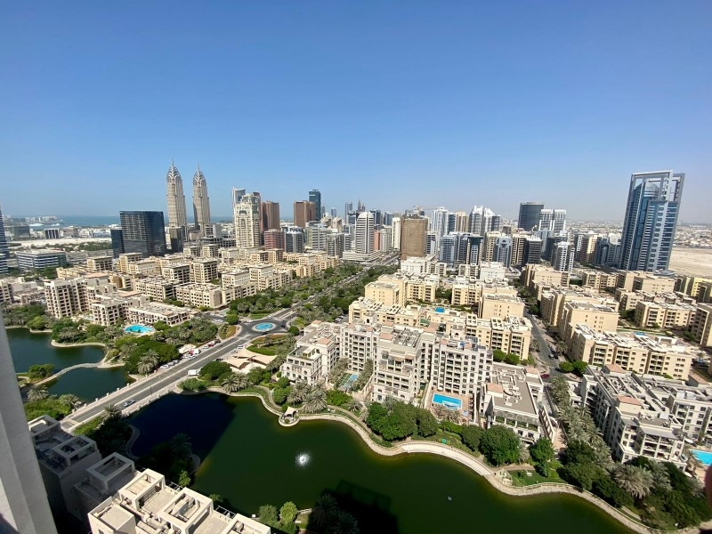 1 Bedroom Apartment For Rent in  Links East Tower,  The Views | 10