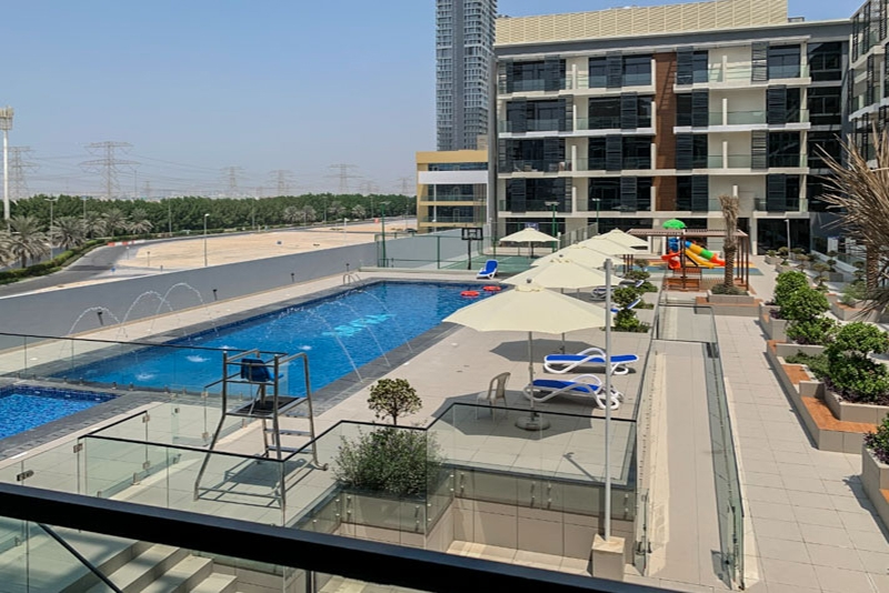 1 Bedroom Apartment For Rent in  Rigel,  Jumeirah Village Circle   8