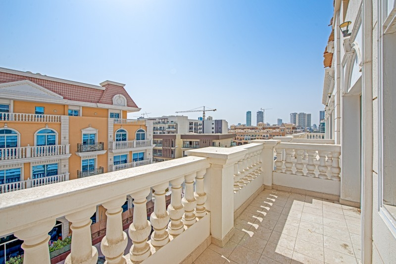 1 Bedroom Apartment For Rent in  ACES Chateau,  Jumeirah Village Circle | 9