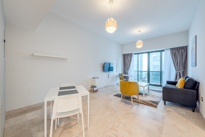 1 Bedroom Apartment For Short Term Rental in  Al Meraikhi Tower,  Sheikh Zayed Road | 5