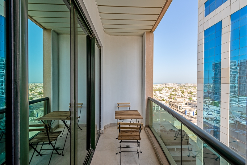 1 Bedroom Apartment For Short Term Rental in  Al Meraikhi Tower,  Sheikh Zayed Road   10