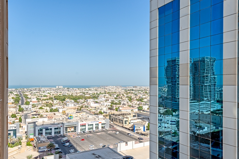 1 Bedroom Apartment For Short Term Rental in  Al Meraikhi Tower,  Sheikh Zayed Road   2