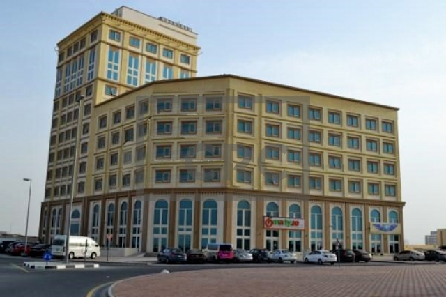 office for sale in arjan, the light commercial tower   8