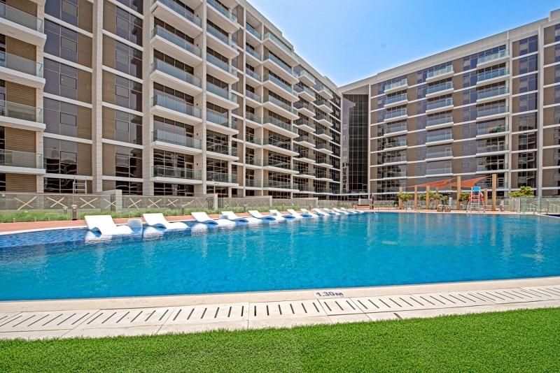 1 Bedroom Apartment For Rent in  Gardenia Residence,  Dubai Hills Estate | 4