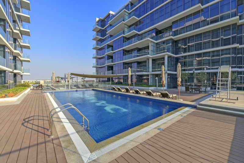 2 Bedroom Townhouse For Rent in  Orchid A,  DAMAC Hills (Akoya by DAMAC)   15