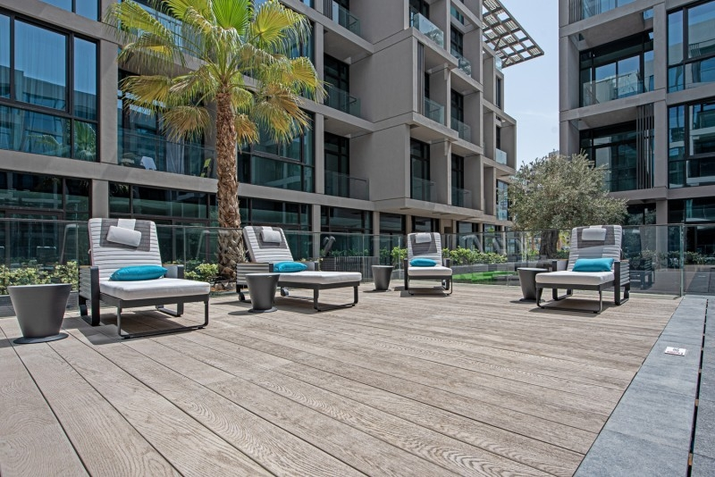 1 Bedroom Apartment For Rent in  Signature Livings,  Jumeirah Village Circle   10