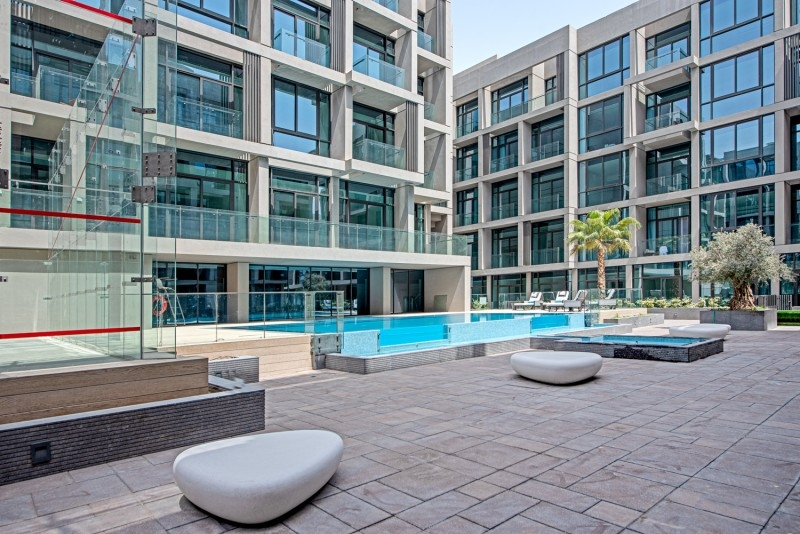 1 Bedroom Apartment For Rent in  Signature Livings,  Jumeirah Village Circle   11