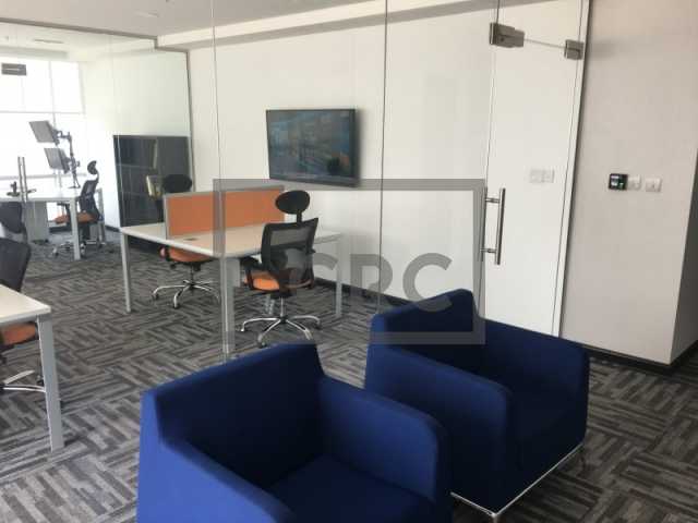 1,042 sq.ft. Office in Business Bay, Sobha Sapphire for AED 83,000