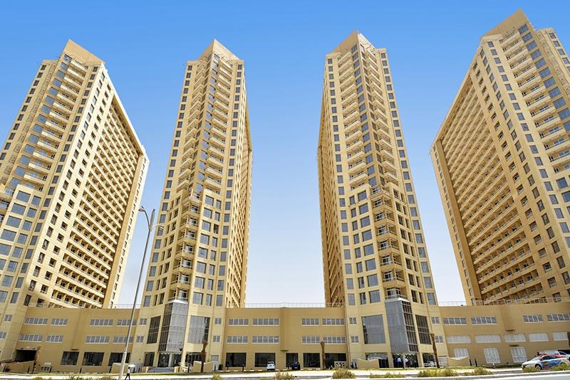 Studio Apartment For Sale in  Lakeside Tower D,  Dubai Production City (IMPZ) | 9