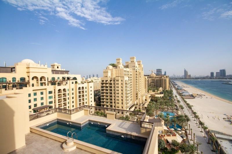 Vacant Royal Penthouse Full Sea And Dubai Marina Skyline View
