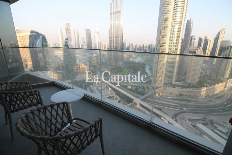 Full Fountain, Burj view |Reduced Price| Furnished