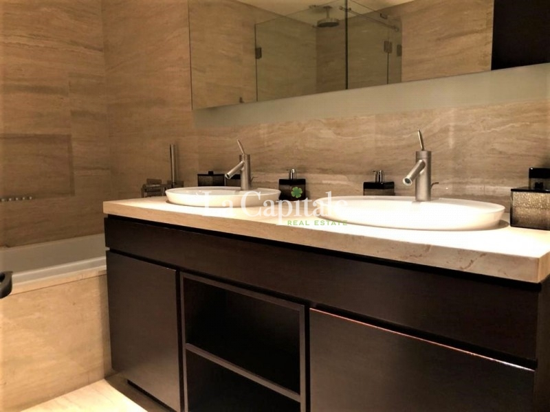 Single Lift | Full Fountain View | 1Bedroom