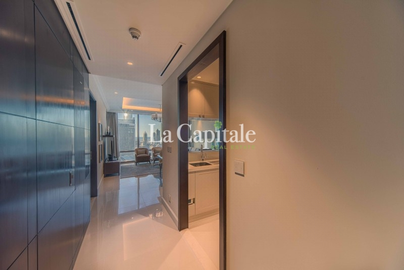 Full Burj Khalifa&Fountain; view | Fully Furnished
