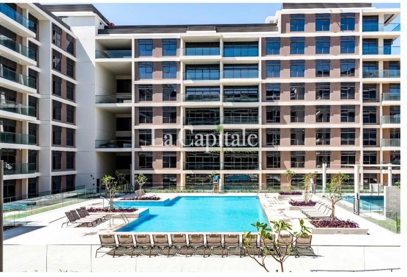 Huge Terrace | Pool Facing | Ground Level