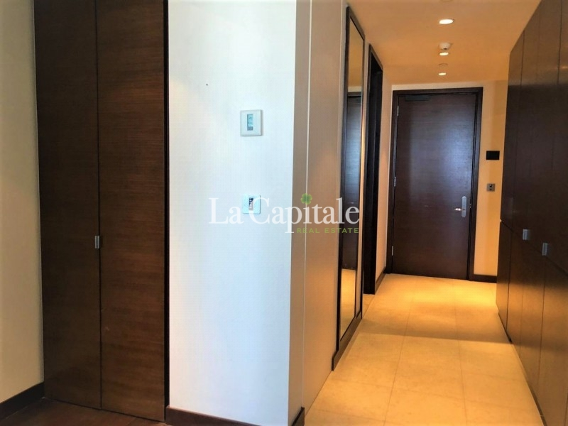 DIFC View | Single Lift | 2 bed+Study