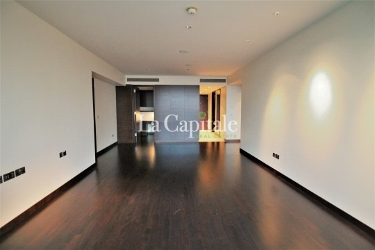 2 Beds+Study | Full Fountain View | Single Lift