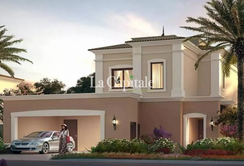 Independent Villa | Huge Plot | Single Row
